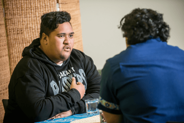 Supporting our Pasifika and Māori youth to look after their mental health
