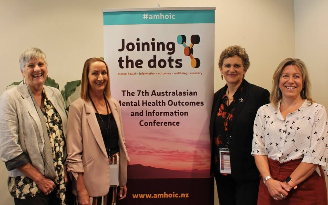 Joining the dots between mental illness and mental wellbeing