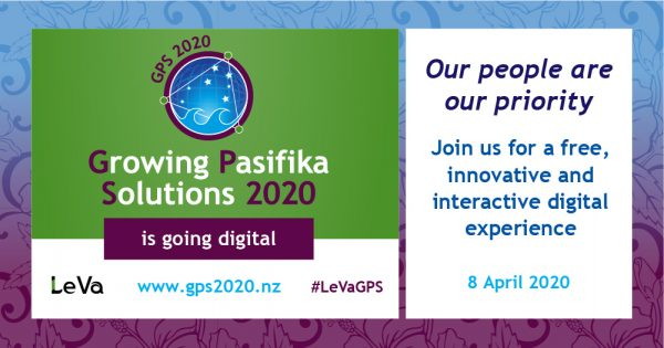 Growing Pasifika Solutions 2020 is going digital
